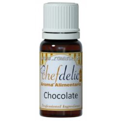 AROMA CHOCOLATE CONCENTRADO 10 ML CHEF DELICE