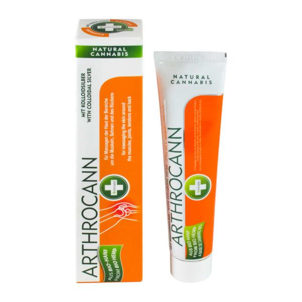 ARTHROCANN GEL 75 ML ANNABIS