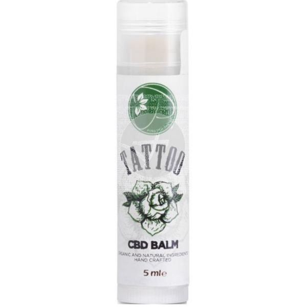 BALSAMO TATTO CBD 5 ML PURA VIDA ORGANIC
