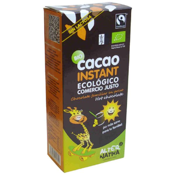 CACAO INSTANT ECO 250 G ALTERNATIVA3