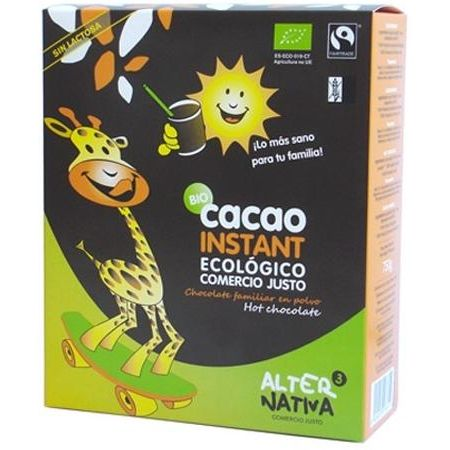 CACAO INSTANT ECO 750 G ALTERNATIVA3
