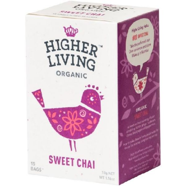 CHAI DULCE ECO INFUSION 15 UD HIGHER LIVING