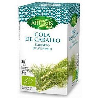COLA DE CABALLO INFUSION BIO 20 UD ARTEMIS