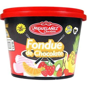 FONDUE CHOCOLATE 250 G MIGUELAÑEZ