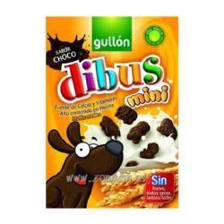 GALLETAS DIBUS MINI CHOCO 250 G GULLON