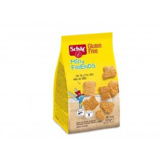 GALLETAS MILLY FRIENDS 125 G DR. SCHAR