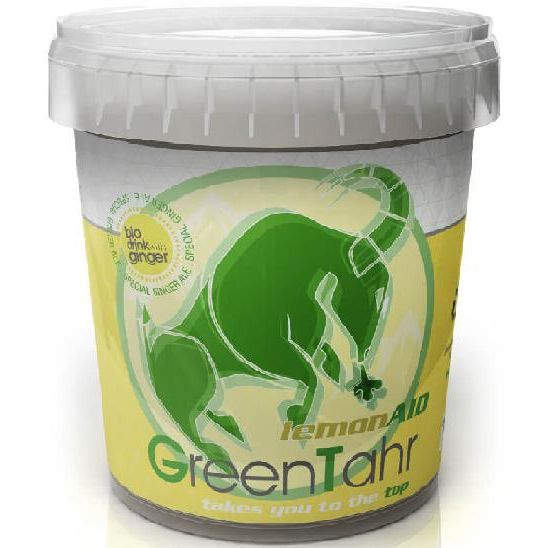 GREEN TAHR LEMON AID 450 G ENERGY FEELINGS