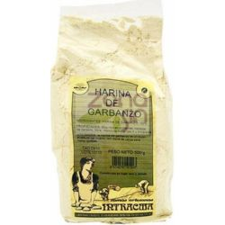 HARINA DE GARBANZOS 500 G INTRACMA