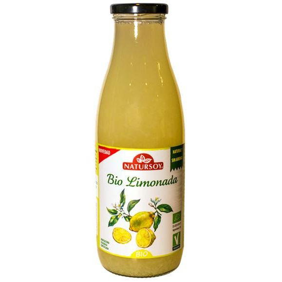 LIMONADA BIO 750 ML NATURSOY