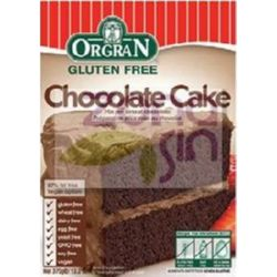 MIX MEZCLA PASTEL CHOCOLATE 375 G ORGRAN