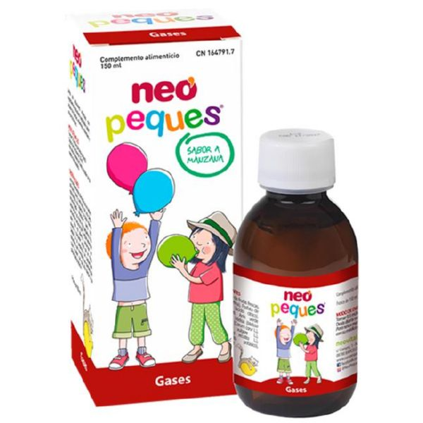 NEO PEQUES GASES 150 ML HEALTH