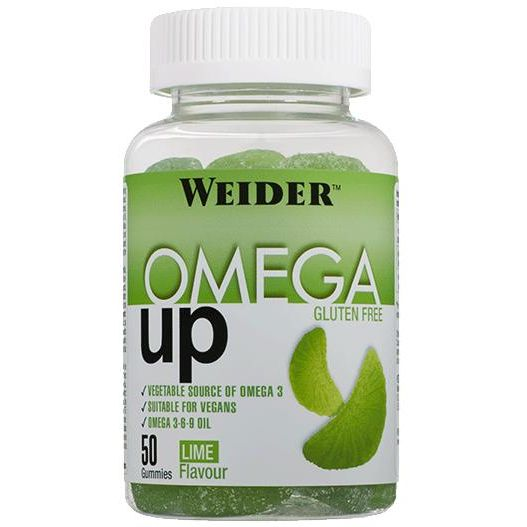 OMEGA UP 50 GOMINOLAS WEIDER