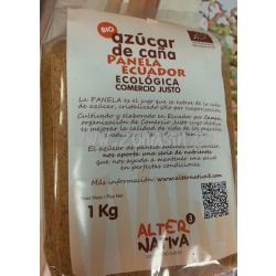 PANELA ECOLOGICA 1 KG ALTERNATIVA3