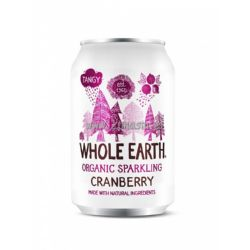 REFRESCO DE ARANDANOS BIO 330 ML WHOLE EARTH