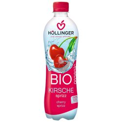 REFRESCO DE CEREZAS BIO 500 ML HOLLINGER