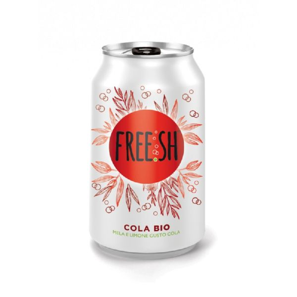 REFRESCO DE COLA BIO 330 ML FREESH