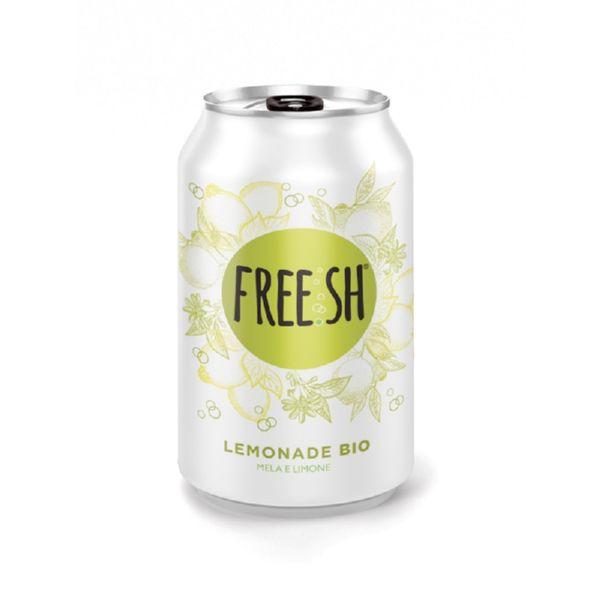 REFRESCO DE LIMON BIO 330 ML FREESH