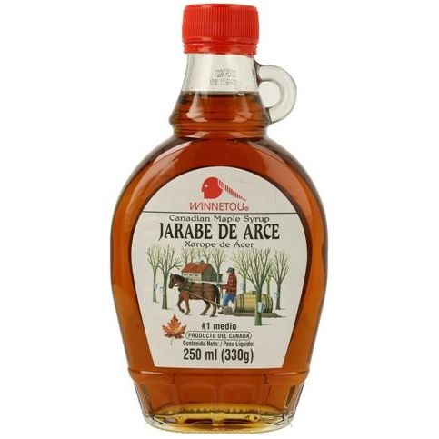 SIROPE DE ARCE 250 ML WINNETOU