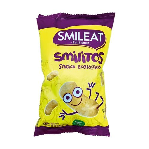 SMILITOS GUSANITOS ECO 38 G SMILEAT