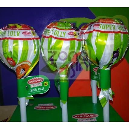 SUPER LOLLY (CHUPA CHUPS) 15 UD MIGUELAÑEZ