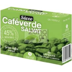 SUVEO CAFE VERDE 60 CAPS SALVAT