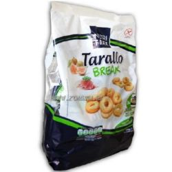 TARALLO BREAK (ROSQUILLA PAN) 8x30 G NUTRIFREE