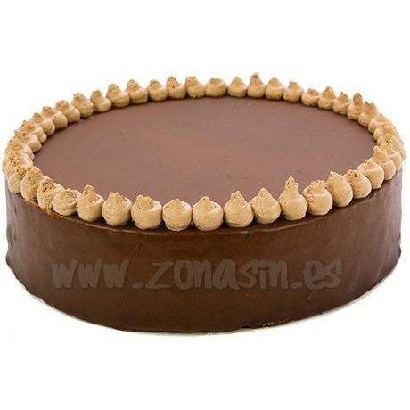 TARTA VIGOROUS MOUSSE CHOCOLATE 745 G TOT D'UNA